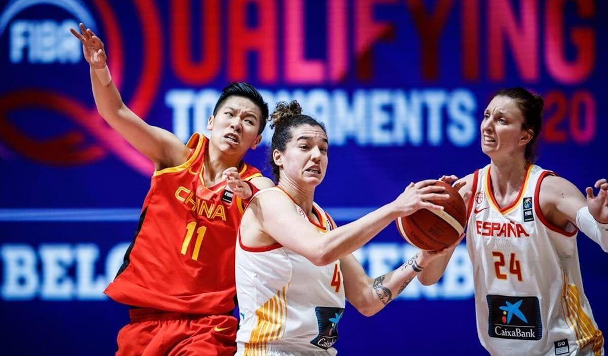 preolímpico baloncesto femenino