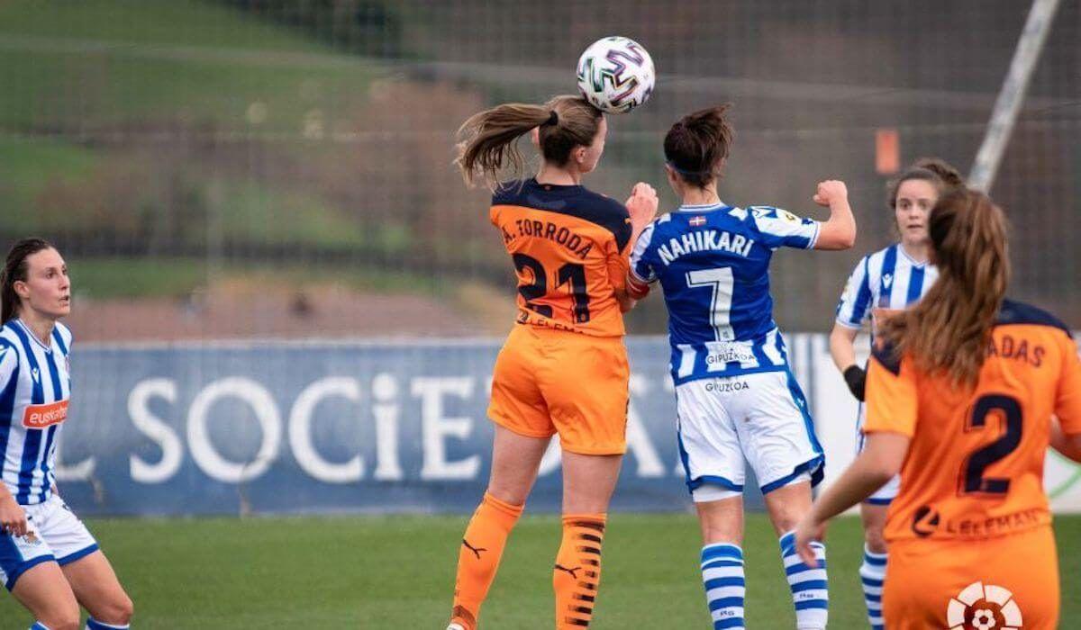 Valencia CF Femenino, Real Sociedad