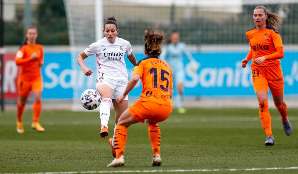 Real Madrid, Valencia CF Femenino