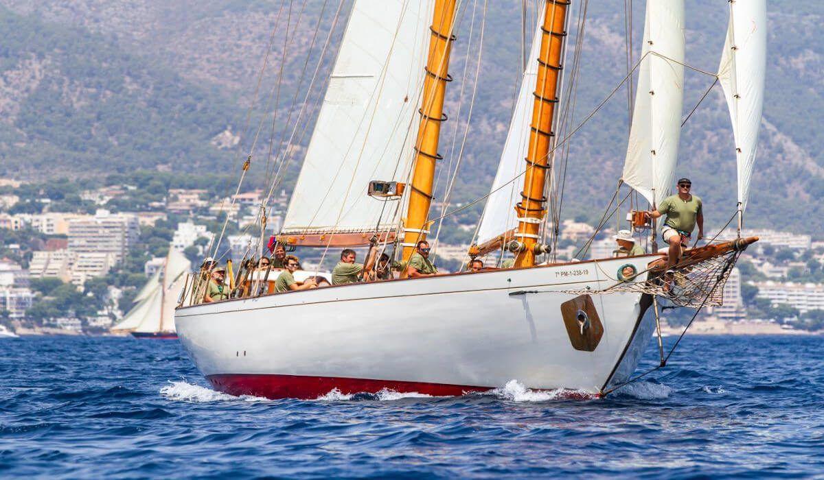 vela, Trofeo Illes Balears