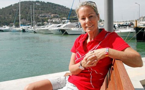 Theresa Zabell. Fundación Ecomar