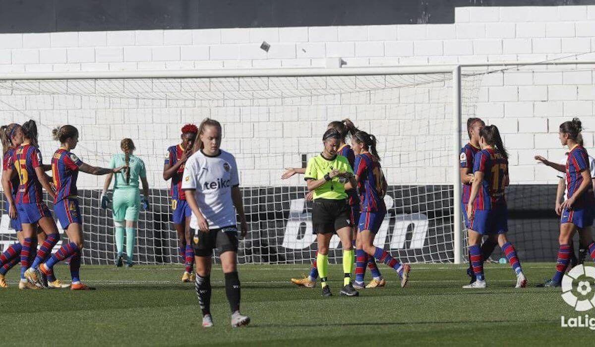 Valencia CF. FC Barcelona