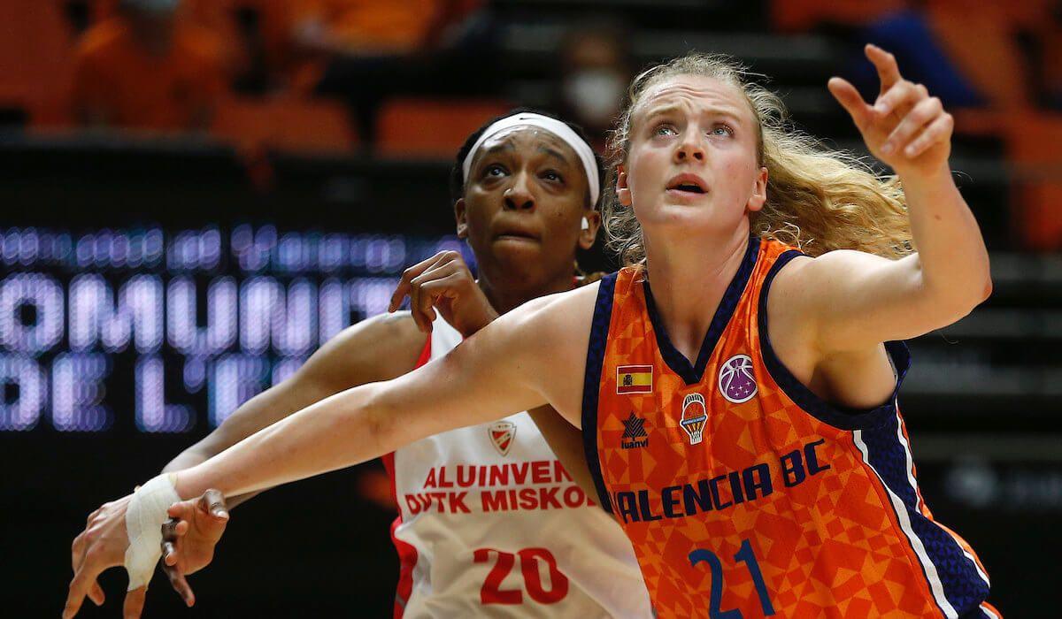 Valencia Basket, Eurocup Women