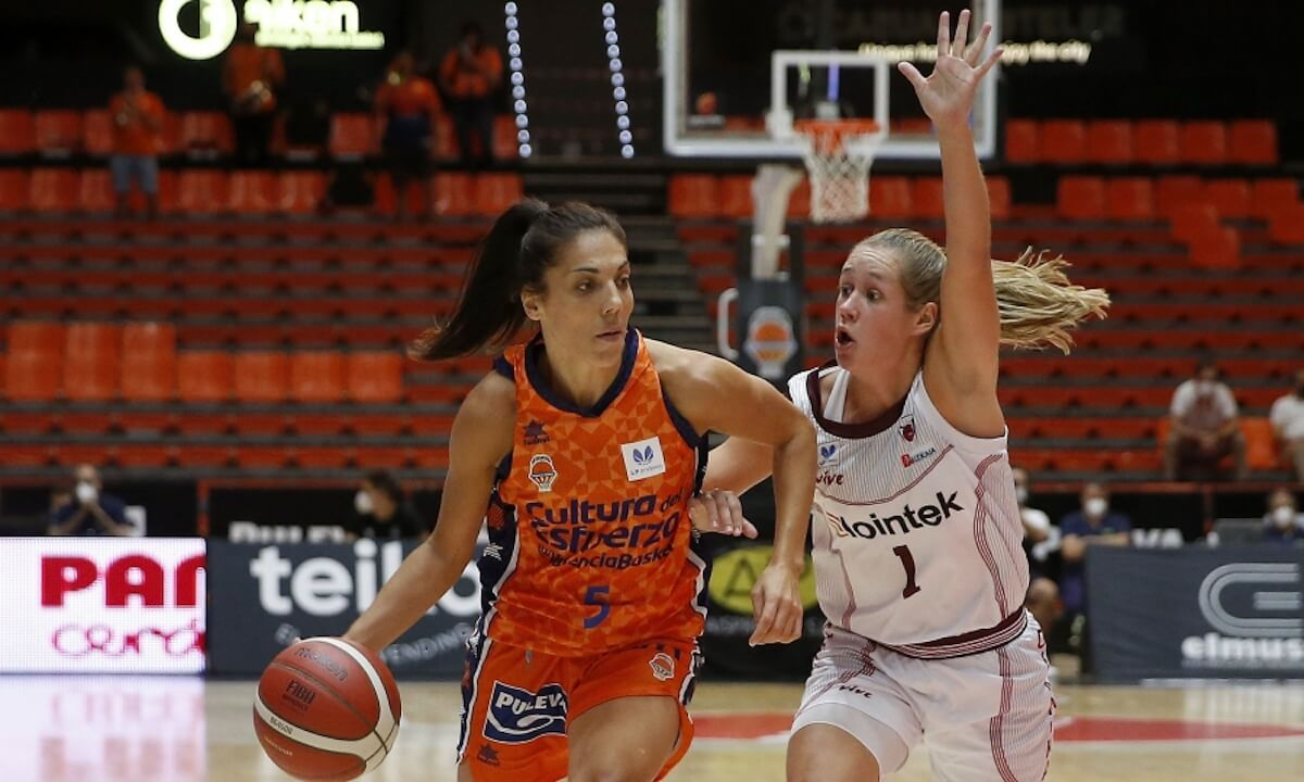 Valencia Basket liga Femenina Endesa