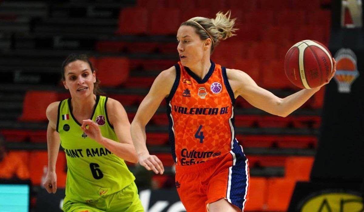 Valencia Basket, Eurocup Women, baloncesto