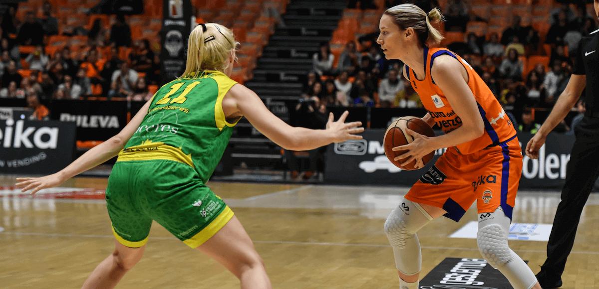 Baloncesto | Así queda el calendario de la Liga Femenina Endesa