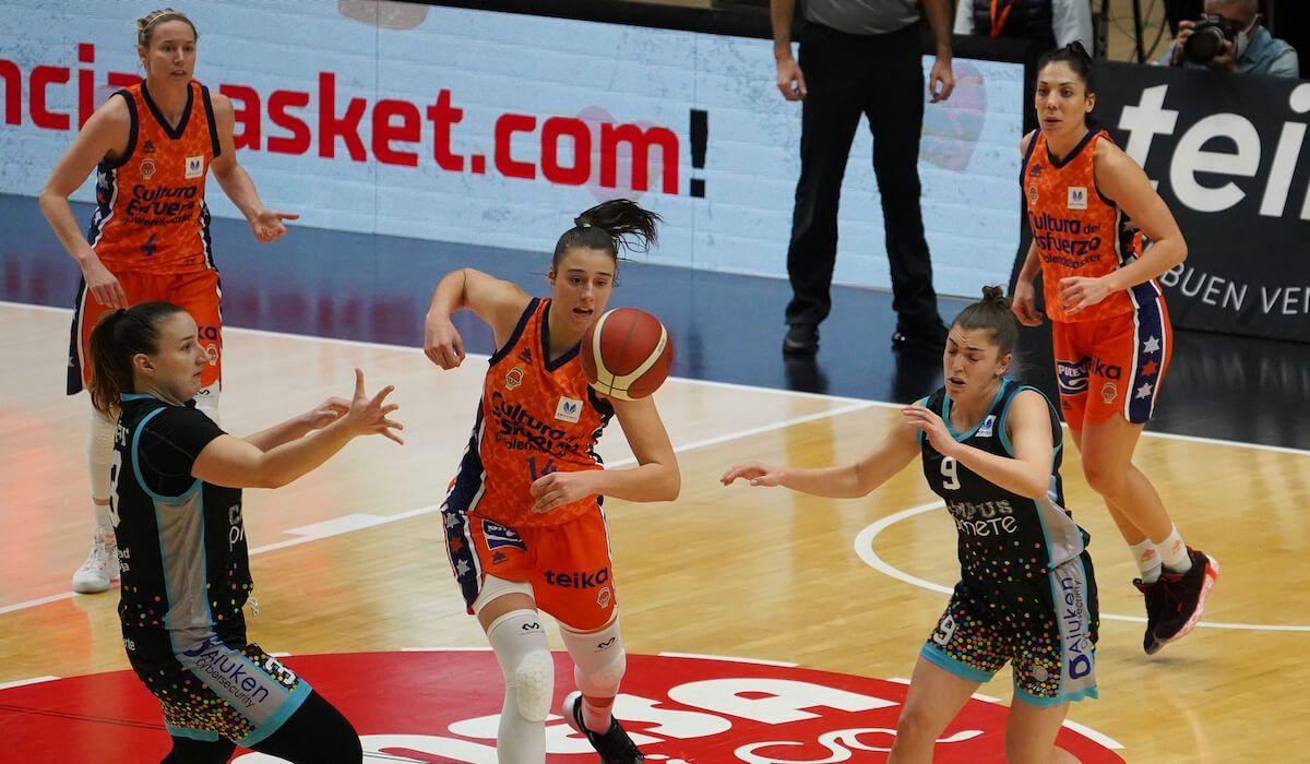 Liga Femenina Endesa de baloncesto