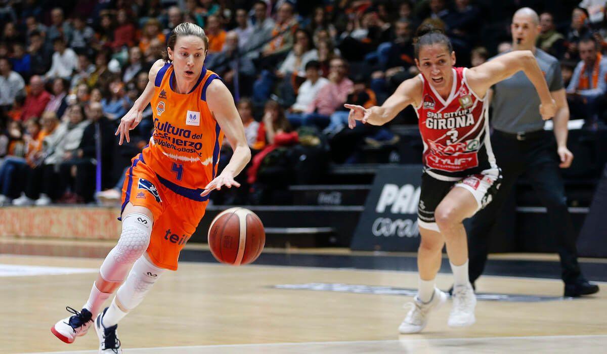 baloncesto femenino