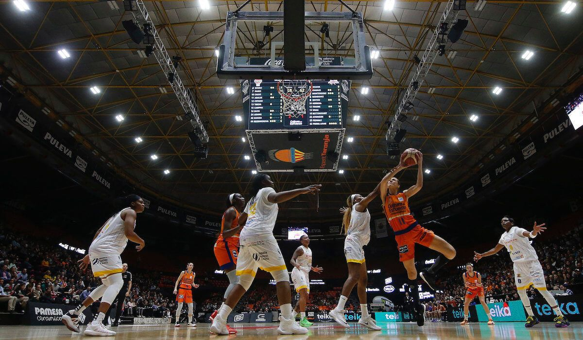 liga femenina endesa baloncesto