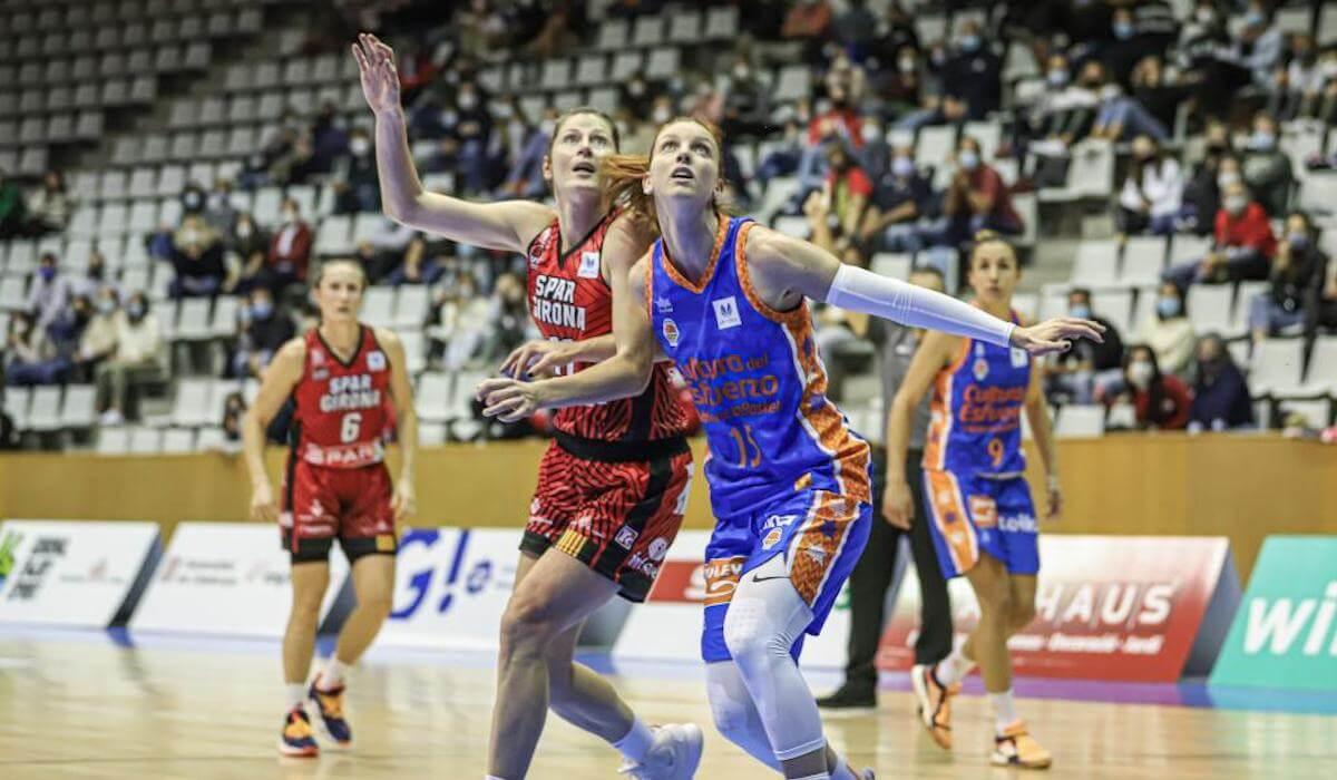 liga femenina endesa, baloncesto