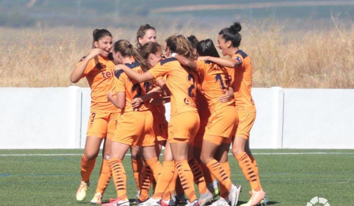 Valencia CFF, Primera Iberdrola, fútbol femenino