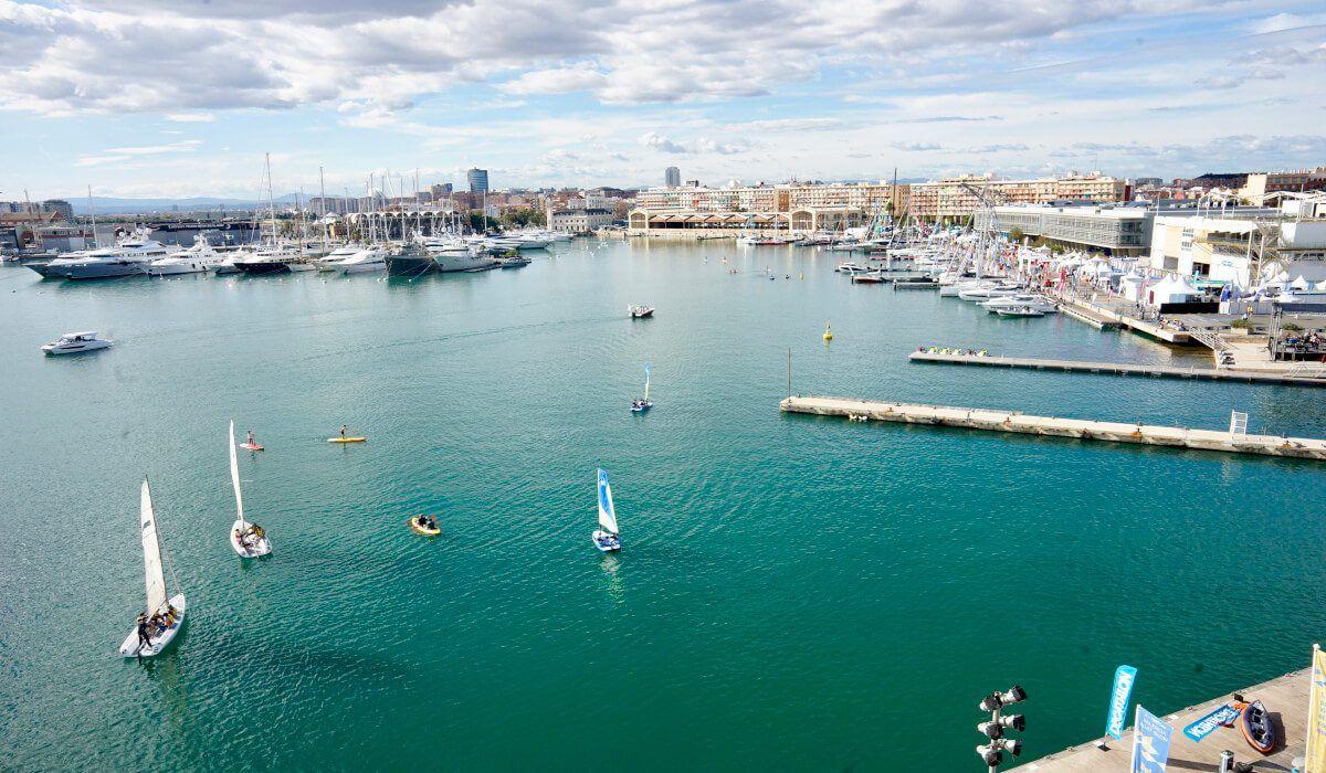 Vela, Valencia Boat Show