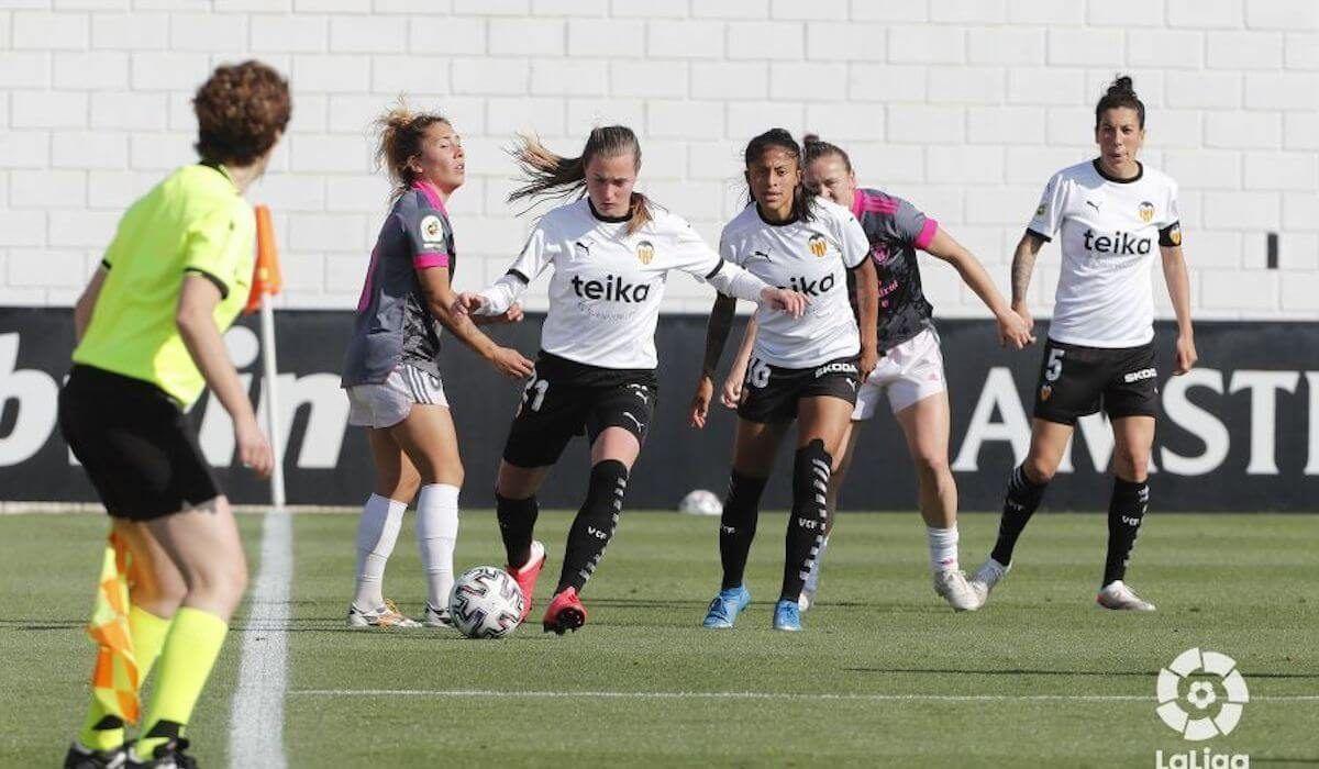Valencia Cf, deporte femenino, primera división femenina, fútbol
