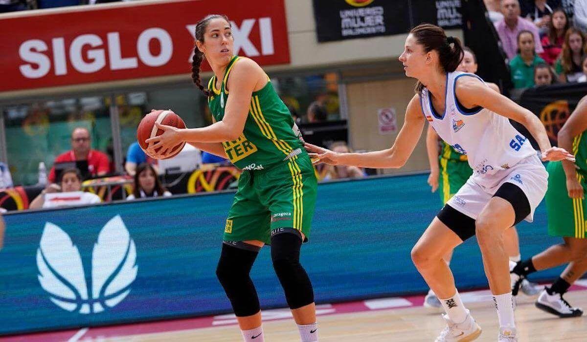 liga femenina baloncesto