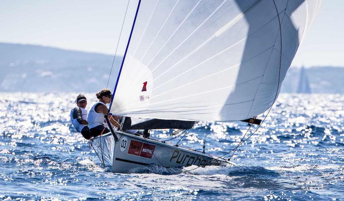 dorsia sailing team