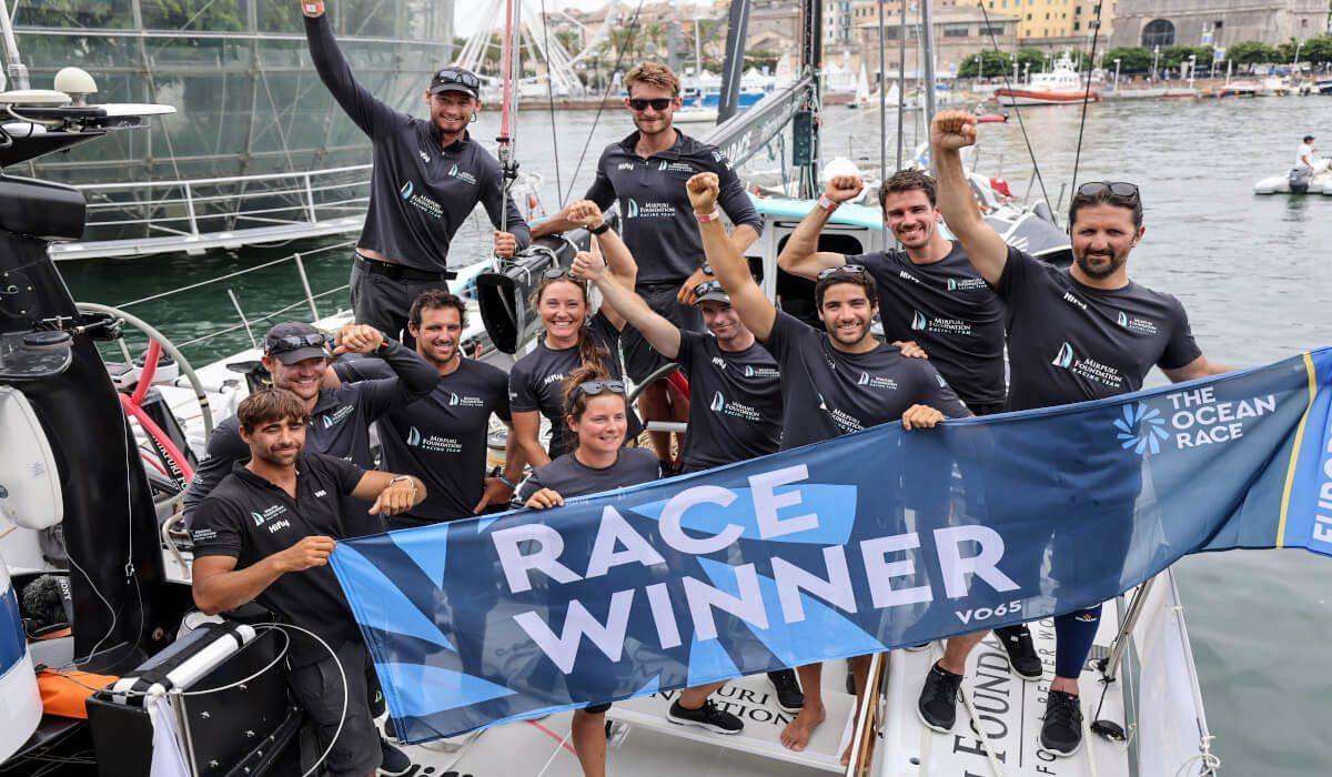 vela, vuelta a europa, the ocean race europe